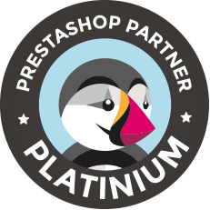 Prestashop Partner Platinum